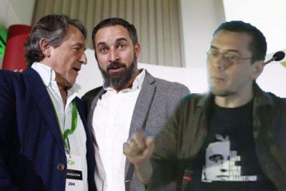 """Tertsch restriega a la cara de Podemos la detención del 'pollo' Carvajal: """"Uno de los tuyos, Monedero, torturador y narcotraficante"""""""