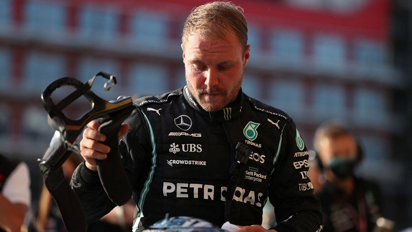 Valtteri Bottas tomará el volante de Alfa Romeo para la temporada 2022