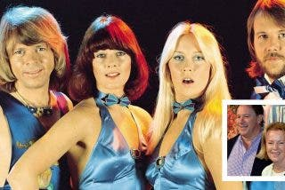 ABBA vuelve a los escenarios 39 años después