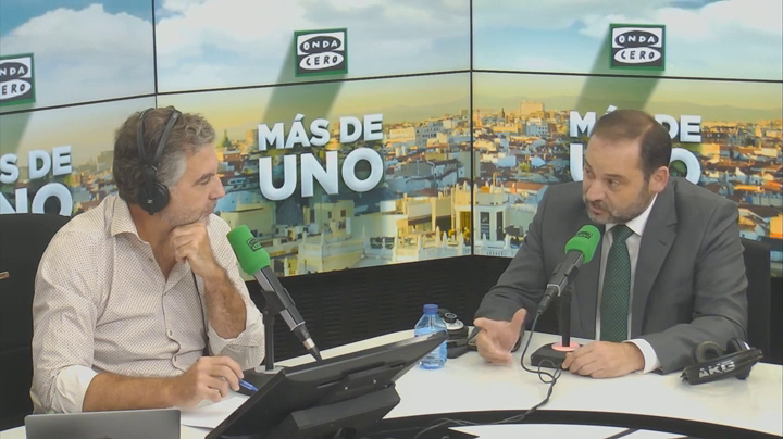 Alsina insinúa que Sánchez impidió las entrevistas a Ábalos y el exministro responde con un elocuente silencio