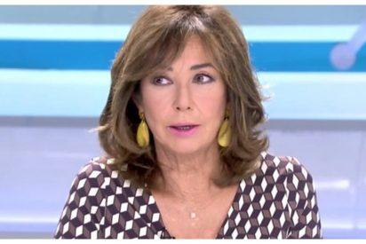 Ana Rosa Quintana sale corriendo en directo de 'El programa de A.R': ¿Qué ha pasado realmente?