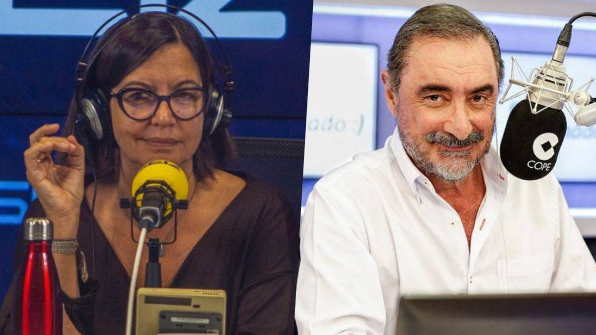 Carlos Herrera no puede más: declara la guerra a la SER con una denuncia contra Àngels Barceló