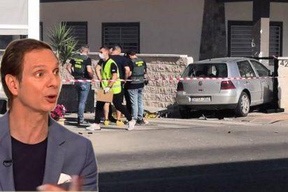 "Cárdenas se desahoga contra el yihadista de Torre Pacheco: ""So mierda, escoria humana, ¡haberte ido a tu país!"""