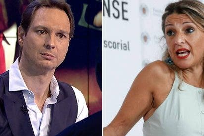 "Cárdenas estrena programa con un golpe tremebundo a Yolanda Díaz: ""¡Eres una sinvergüenza!"""