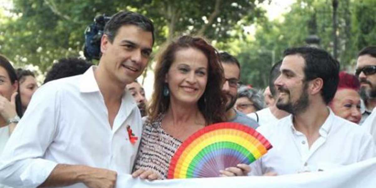 Carla Antonelli (PSOE) alienta el linchamiento contra una madre acorralada por la 'Ley Trans'