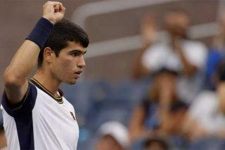 Alcaraz hace historia en el US Open: el español logra un hito que no se daba desde hace 58 años