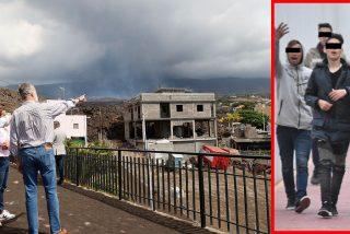La impactante comparación entre lo que cuesta un MENA y la ayuda que recibirán los afectados por el volcán de La Palma