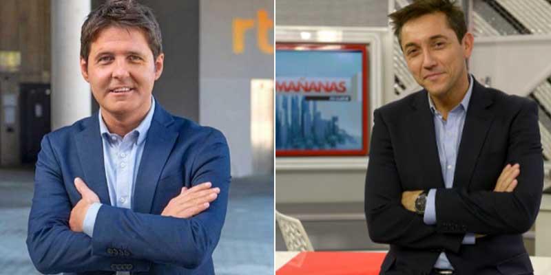 Los podemitas, que desintonizaron TVE tras el adiós de Cintora, celebran su nuevo 'asalto' con Javier Ruiz