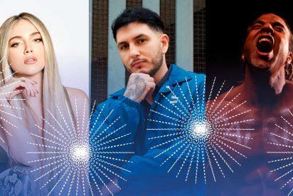 """¡Ana Mena, Omar Montes y Yotuel en concierto! Hispanidad 2021: """"Todos los acentos caben en Madrid"""""""