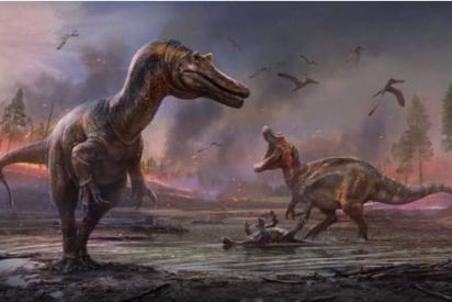 Descubren a unos temibles depredadores del Cretácico con cabeza de cocodrilo