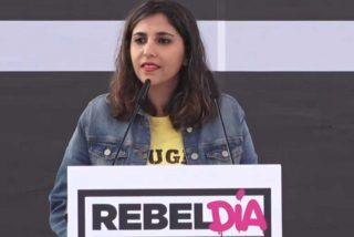 Hasta TVE le mete un zasca a Dina Bousselham por quejarse de la entrevista a Ortega Smith (VOX)