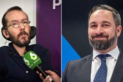 La confesión de la 'víctima' de Malasaña deja 'con el culo al aire' a Podemos y laSexta por su guerra sucia contra VOX