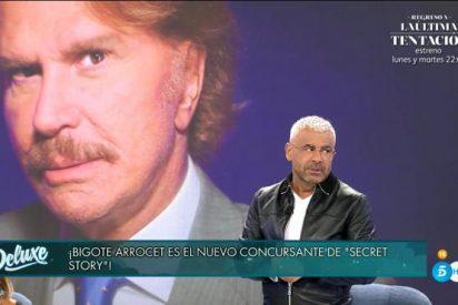 """Escándalo mayúsculo: gritos de """"eres un desgraciado"""" a Bigote Arrocet en el plató de Telecinco"""