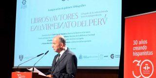 """Instituto Cervantes: Inauguran en Madrid muestra excepcional del """"Patrimonio bibliográfico del Perú virreinal"""""""