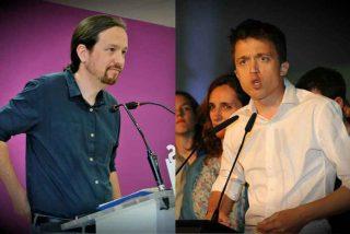 Arde la izquierda: Errejón confiesa que Iglesias es un 'maltratador' y airea su turbio y oscuro pasado