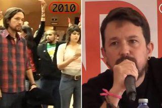 El triste e hipócrita paso por la política de Pablo Iglesias resumido en una mala tarde