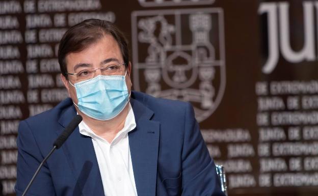 Fernández Vara (PSOE) se niega a exigir al Gobierno Sánchez que respete a las víctimas de ETA