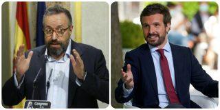 """Girauta manda un inequívoco recado a Casado: """"Al sanchismo solo le desalojará del poder la suma de PP y VOX"""""""
