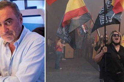La jauría izquierdista cae sobre Carlos Herrera por preguntarse si lo de los nazis no será otro bulo del PSOE