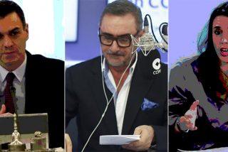 """Herrera se ríe por no llorar con este Gobierno: """"Pedro Sánchez solo ha creado 720 empleos y Podemos, uno"""""""