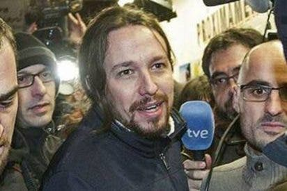 Los seis escoltas de Pablo Iglesias marcan su regreso al circo mediático