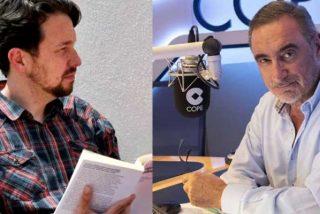 El columnista Iglesias construye una 'fake news' para acusar a Herrera de mentir y decir falso testimonio