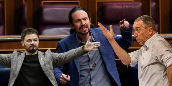 """Los bestiales insultos de la izquierda en el Congreso que dejan lo de """"bruja"""" en una anécdota"""