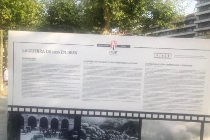 """""""El Ayuntamiento de Irún y su falsa memoria histórica"""""""
