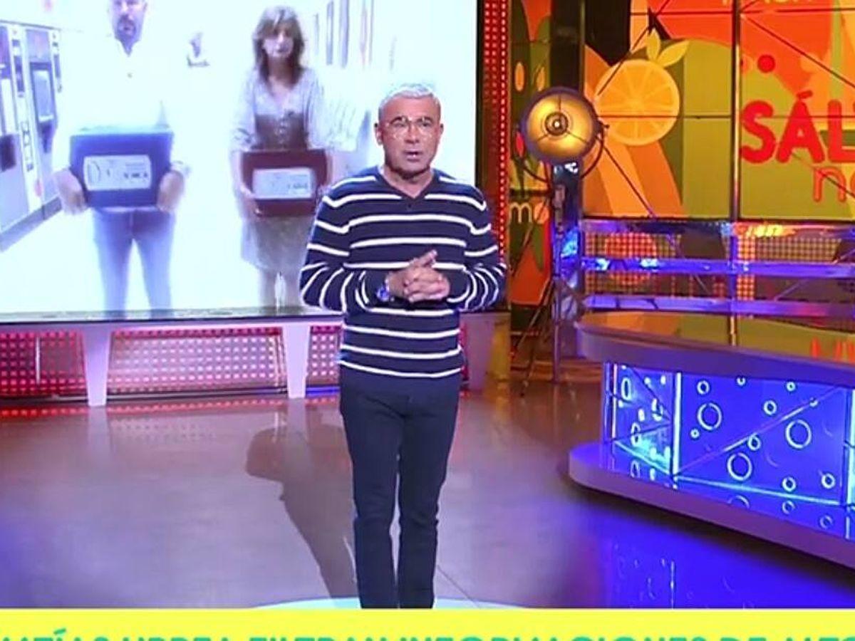 Jorge Javier Vázquez arruina más a Telecinco al mofarse en directo del volcán de La Palma