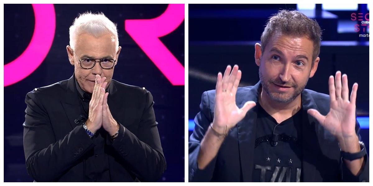 Desastre en 'Secret Story': ¿Por qué Jordi González odia su trabajo? ¿Qué pinta Frank Blanco como colaborador?