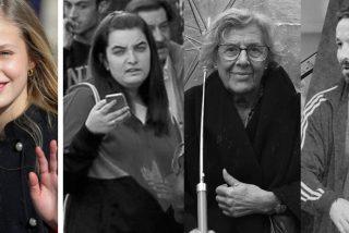 """Sostres: """"Con Leonor hemos ganado a comunistas e indepes la gran batalla de la belleza contra la mugre"""""""