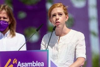 Revolcón de las redes a Lilith Verstrynge (Podemos) por acusar a ciertos medios de promover la amnesia ante la violencia machista