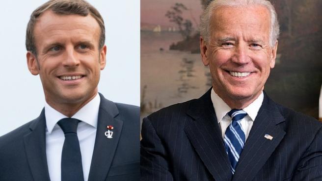 Francia cede ante Biden: el embajador galo volverá a Washington tras la tensión por la venta de submarinos a Australia