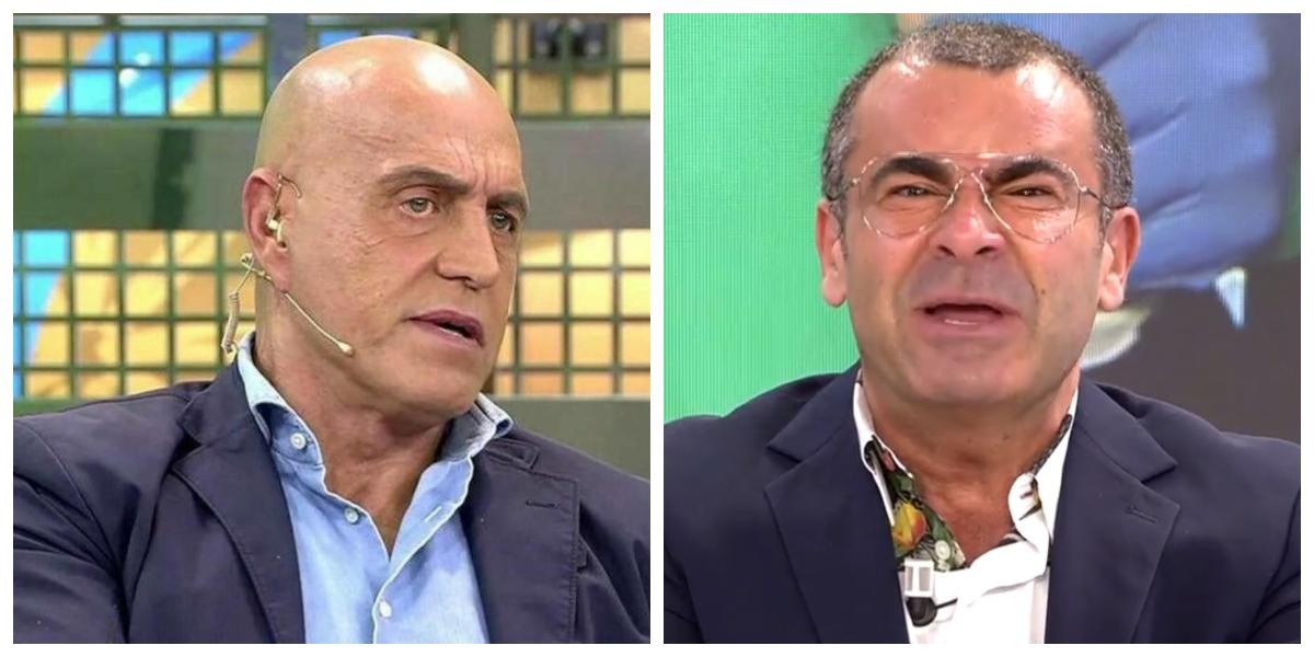 """Jorge Javier Vázquez, sin piedad contra Kiko Matamoros: """"Está buscando su despido"""""""