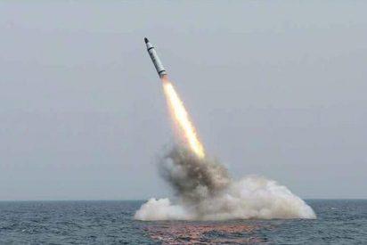 Corea del Sur logra con éxito el lanzamiento de un misil desde un submarino