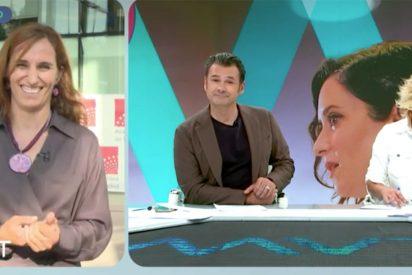 El colegueo de Iñaki López con la 'Pistolera' de Más Madrid que no hace ni cosquillas a Ayuso