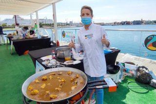 """Entrevista: Chef. Noelia Pascual, ganadora del """"Mundial de Paella"""" celebrada en Valencia"""