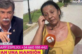"""Un tertuliano de Antena3 deja para el arrastre a una okupa: """"Las casas no te las dan, ¡se compran!"""""""