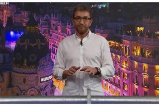 El discurso de Pablo Motos sobre el rencor: el colmo del narcisismo en 'El Hormiguero'