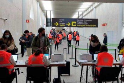 Los viajeros nacionales con certificado COVID no tendrán que rellenar el formulario de entrada en Baleares