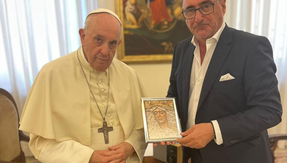 El contorsionismo dialéctico de Carlos Herrera para defender el sectarismo del Papa Francisco