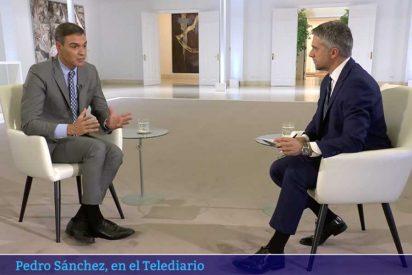 Sánchez 'se corona' apuntándose el tanto de haber vacunado a gente sin preguntarles a quién votaban