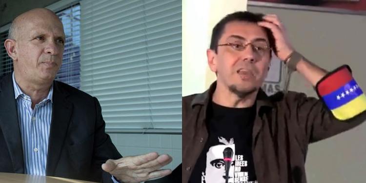 Fiesta en el 'gallinero' de Podemos: 'El Pollo' Carvajal, un paso más cerca de ser extraditado a EEUU