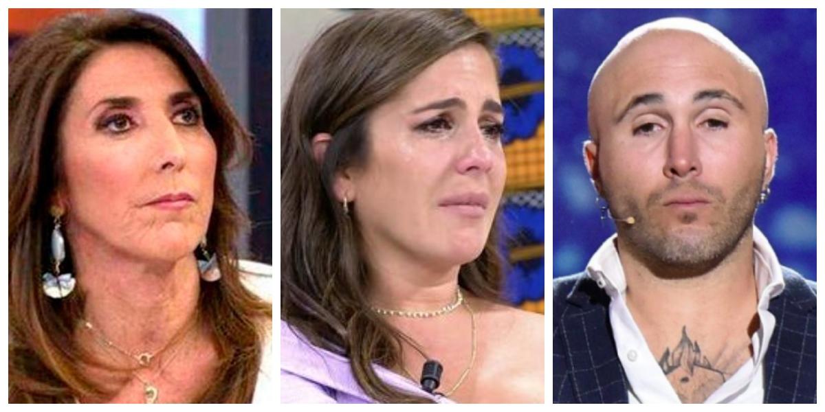 Anabel Pantoja, hundida: despreciada por su primo un día antes de su boda y atacada por Paz Padilla