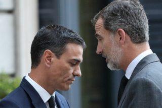 Los jueces dan un palo a Sánchez con una invitación al Rey Felipe que arruina los planes de Moncloa
