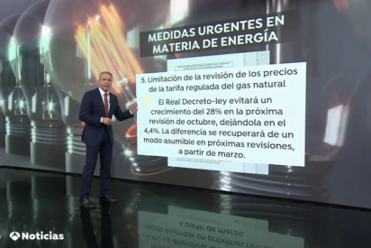 Vicente Vallés destapa la trampa de Pedro Sánchez en la rebaja del recibo de la luz