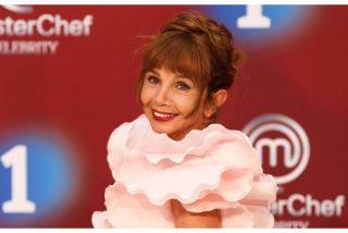 Victoria Abril en 'MasterChef Celebrity': TVE blanquea a una negacionista con dinero público