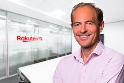 Rakuten nombra a Cédric Dufour nuevo CEO de Rakuten TV