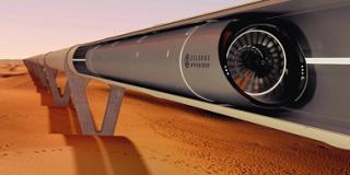 Zeleros estrena su vehículo hyperloop en el Pabellón de España de la Expo 2020 Dubái