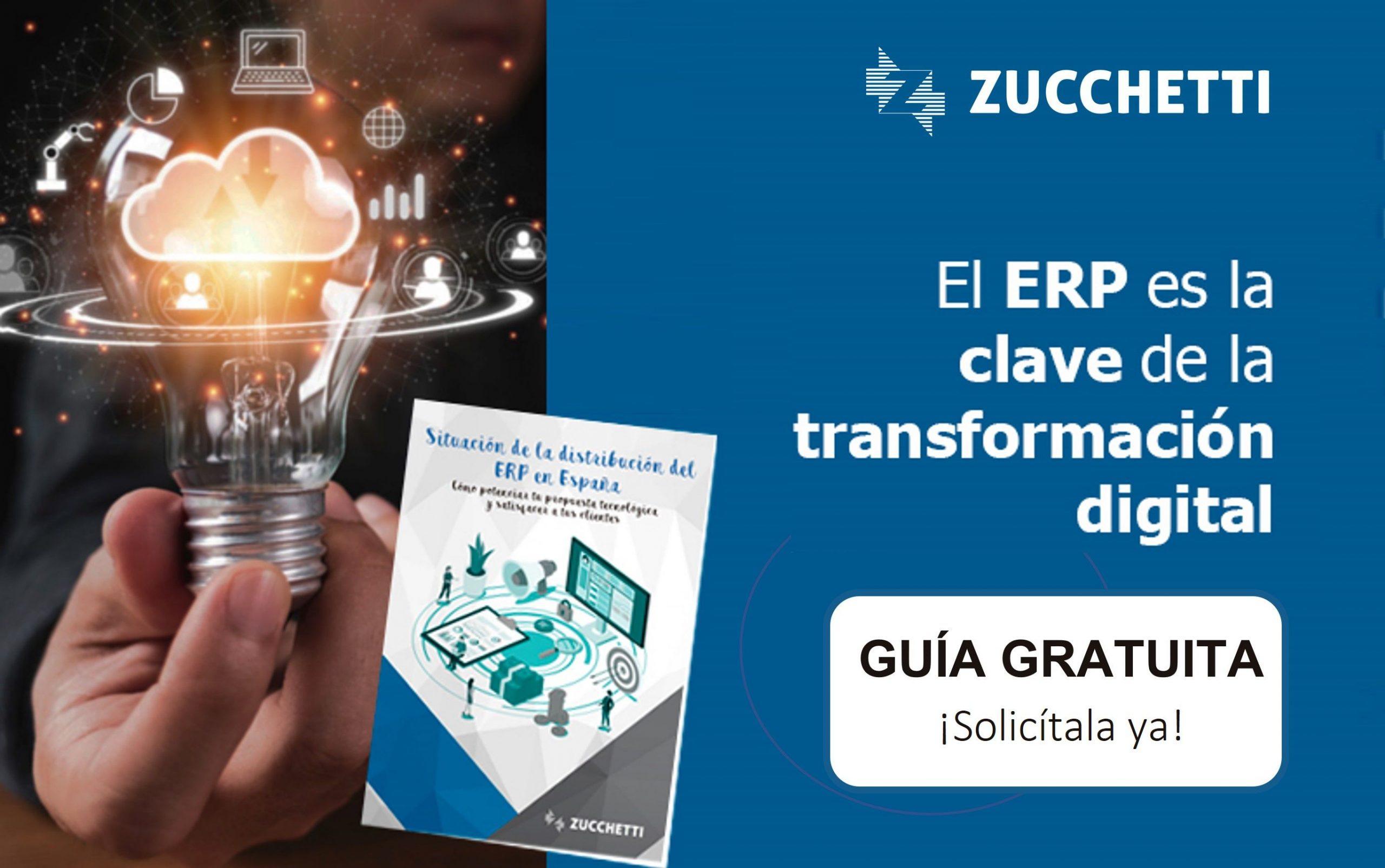 Zucchetti Spain analiza la situación del mercado de distribución ERP en España